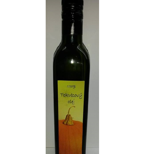 Tekvicový olej 500 ml