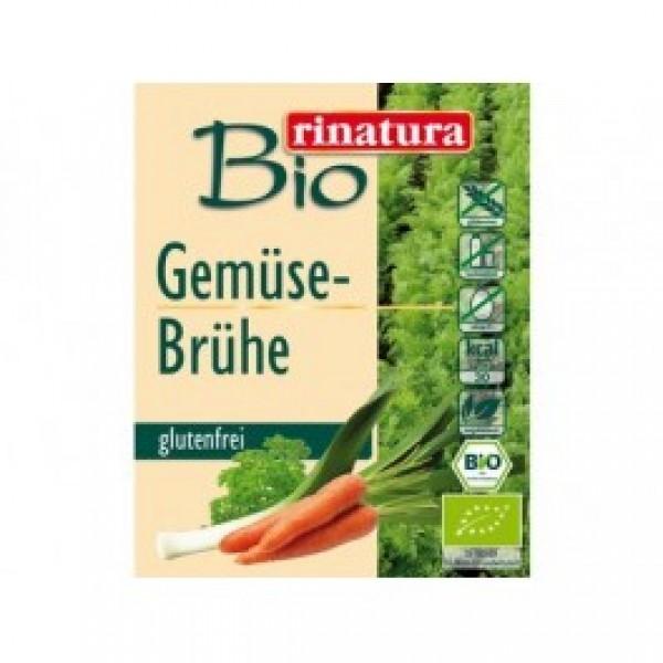Bujón zeleninový (kocky) BIO Rinatura 60g
