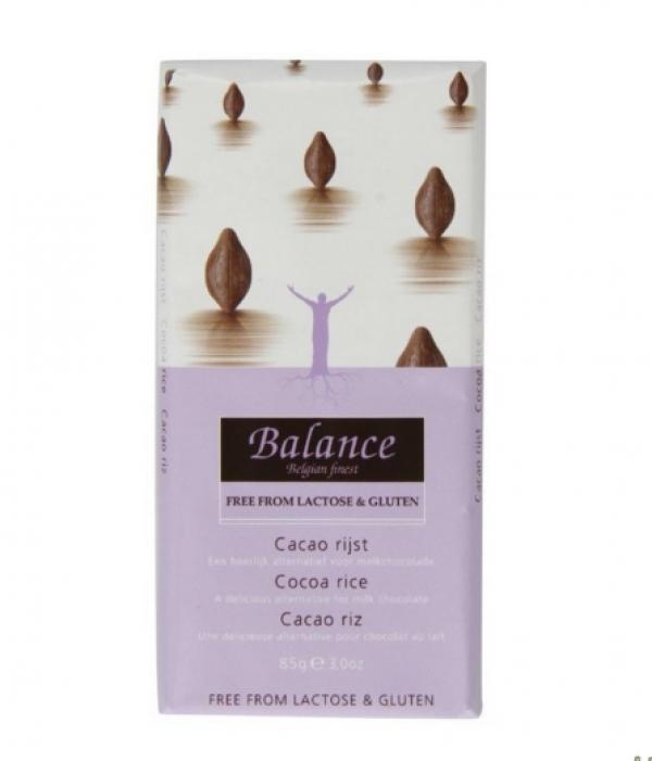 Čokoláda Balance s ryžovým mliekom 85g