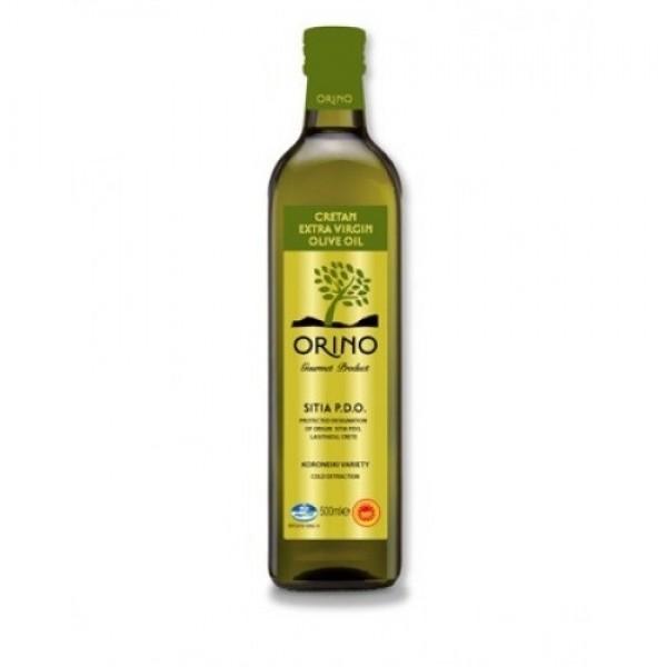 Extra panenský olivový olej ORINO P.D.O. Sitia 250ml