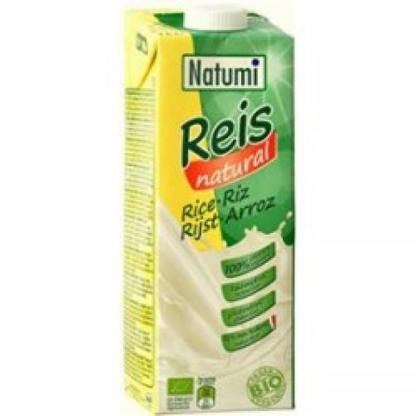 Ryžový nápoj natural Natumi 1L