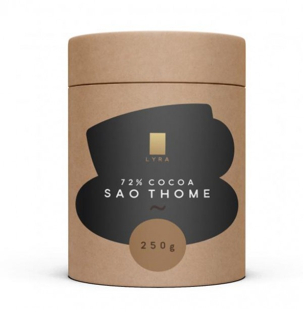 Horúca čokoláda SAO THOME 250g LYRA