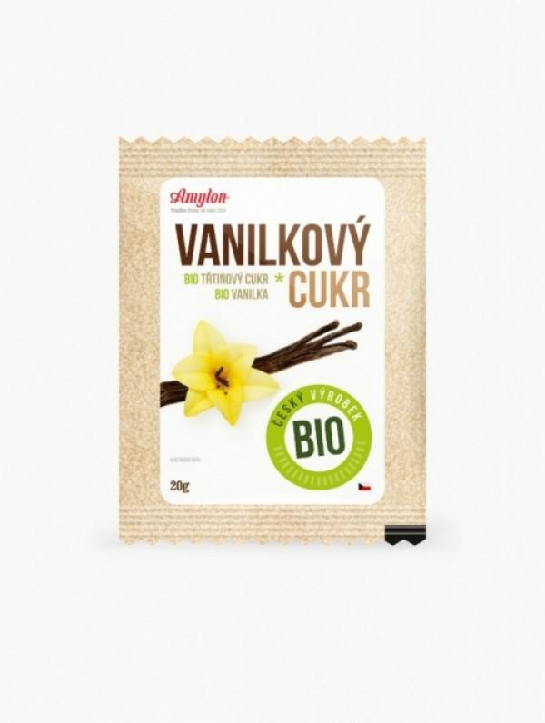 Vanilkový cukor BIO 20g, Amylon