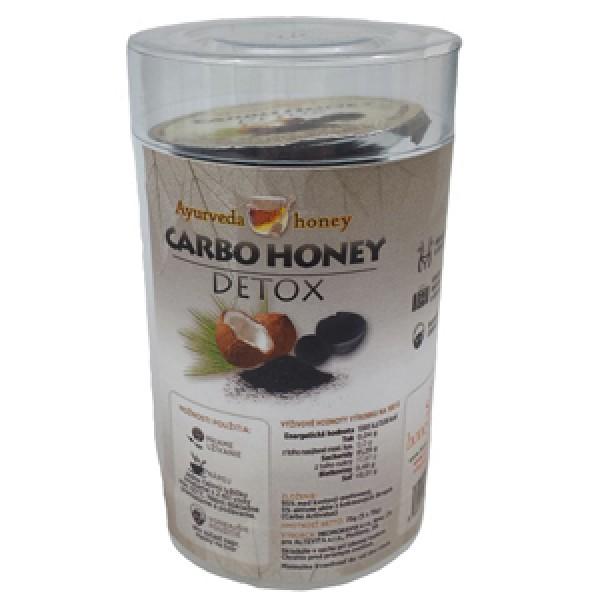 BLACK DETOX- Aktívne uhlie - prášok 60 g