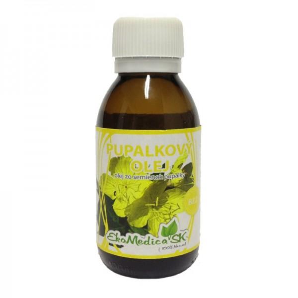 Pupalkový olej 100% EkoMedica SK