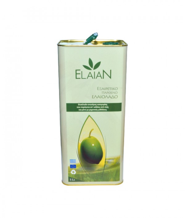 Olivový olej ELAIAN 5l
