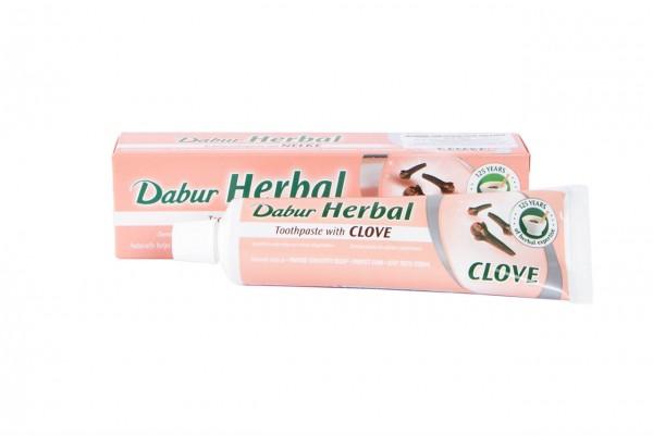Zubná pasta Dabur Clove- pre citlivé zuby a ďasná KLINČEK 100 ml