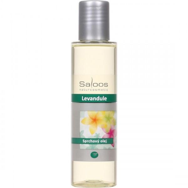 Levanduľa - sprchový olej Saloos 125 ml