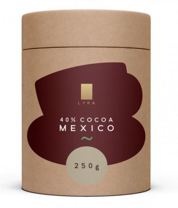 Horúca čokoláda MEXICO 250g LYRA