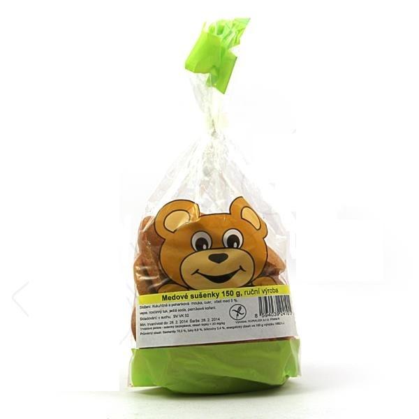 Medové sušienky Medánek 150g