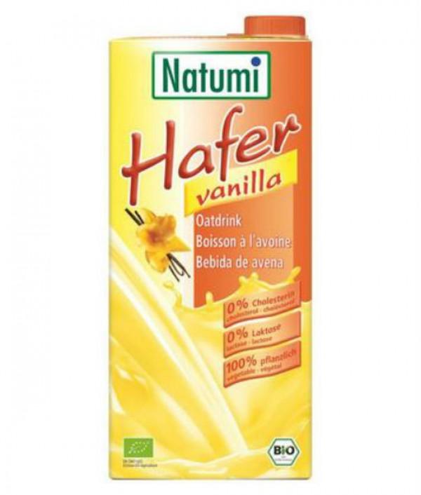 Ovsenný nápoj vanilka BIO Natumi 1l