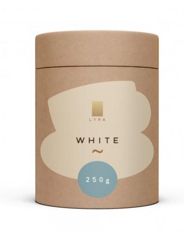 Horúca čokoláda WHITE 250g LYRA