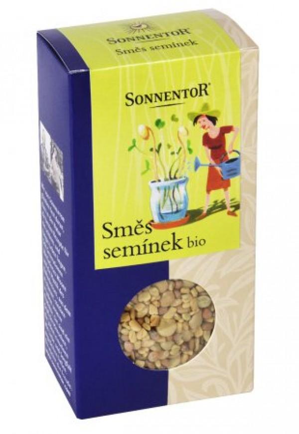 Zmes semienok na nakličovanie bio, 120g Sonnentor