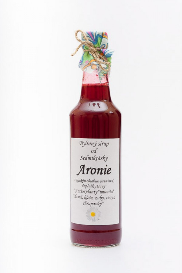 Arónia- sirup 500ml