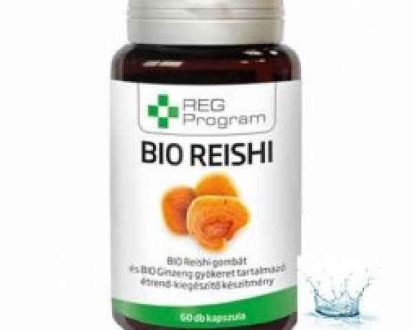 Reishi bio 60 tabliet