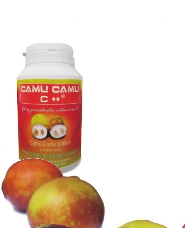 Camu Camu - prírodný vitamín C