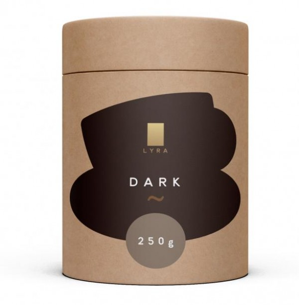 Horúca čokoláda DARK 250g LYRA