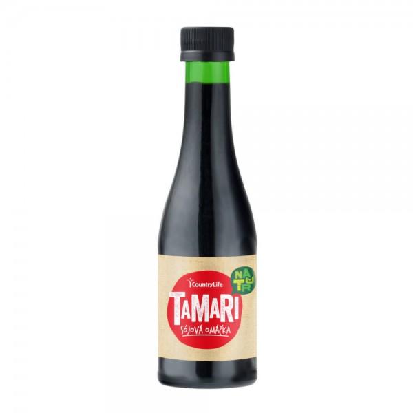Tamari sójová omáčka 200ml Country life